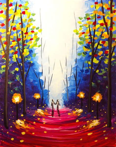 paint nite nyc events paint nite twilight stroll