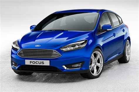 2015 Ford Focus Hatchback by 2015 Ford Focus Hatchback Front View Photo 5