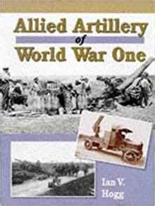 world war 1 picture books allied artillery of world war one co uk ian v