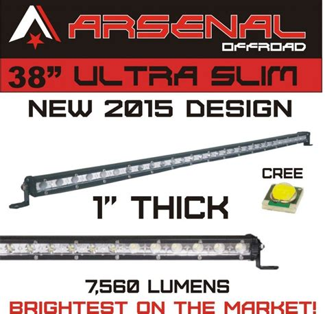 38 led light bar best 38 inch led light bar reviews lightbarreport