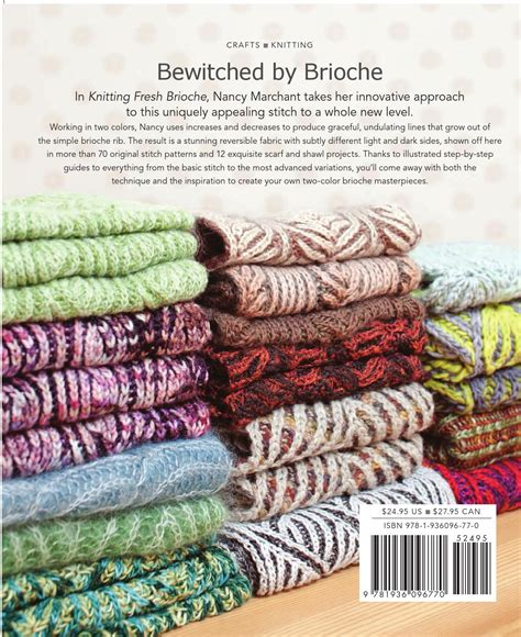 nancy marchant knitting brioche knitting fresh brioche nancy dell olio shawl and grow out