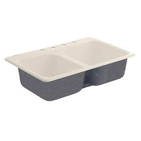 american standard cast iron kitchen sinks american standard top mount cast iron 33x22x9 5 4