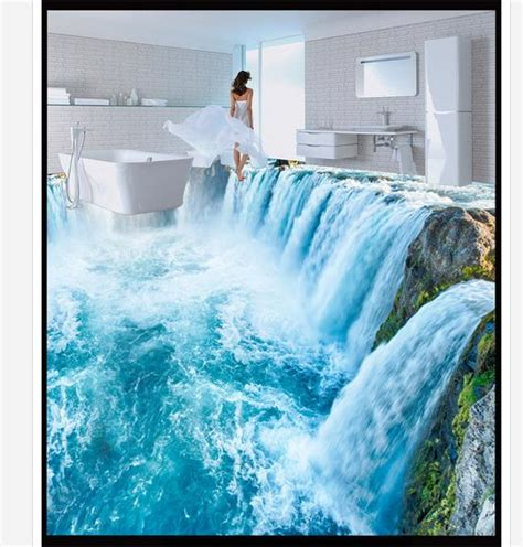 Wall Murals For Bathrooms popular stereograph buy cheap stereograph lots from china
