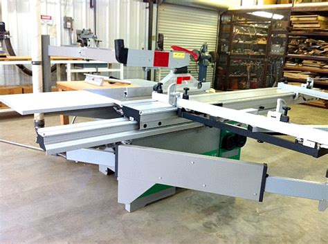 pre owned woodworking machinery used altendorf f45 standard 3200 panel saw pre owned