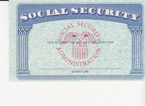 how to make a ssn card social security card template beepmunk
