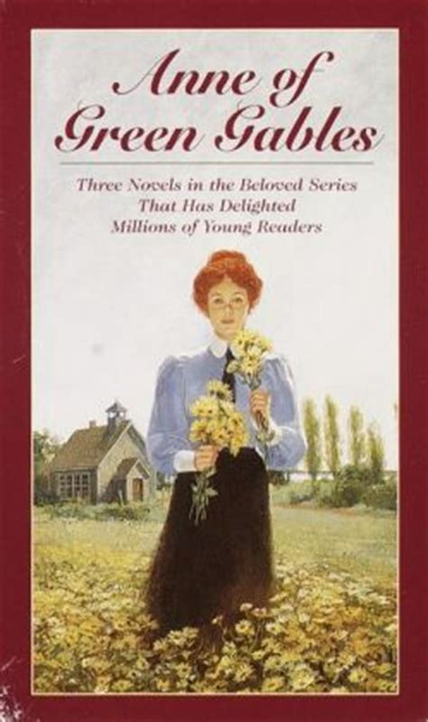 green gables picture book of green gables 3 book box set volume i of