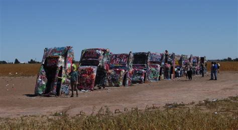 The Cadillac Ranch by We Call It The Cadillac Ranch