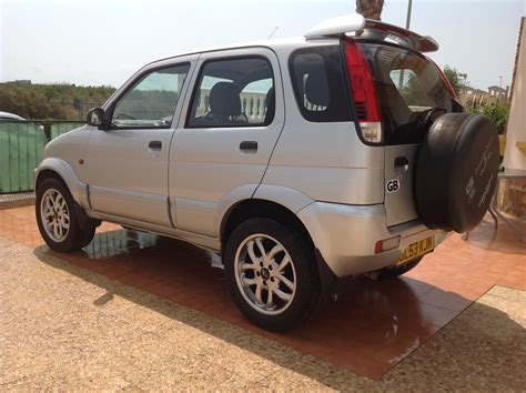 Daihatsu Terios 4x4 by For Sale Daihatsu Terios 4x4 Automatic Buy And Sell
