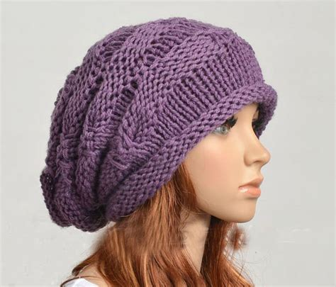 knitted hats wool handmade knitted hat on luulla