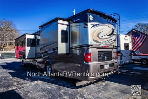 2016 tiffin allegro rv rental atlanta rv rentals