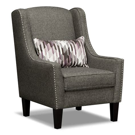 accent living room furniture ritz 2 pc living room w accent chair american signature