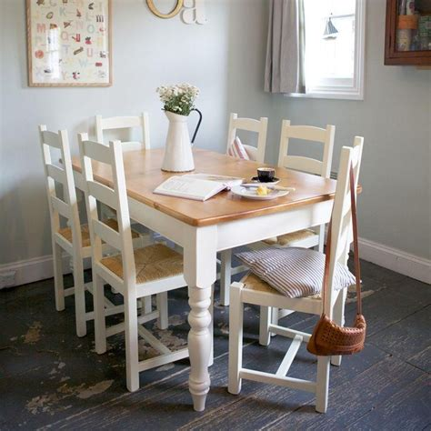 Ivory Painted Dining Table Ivory Painted Dining Tables Dining Room Ideas