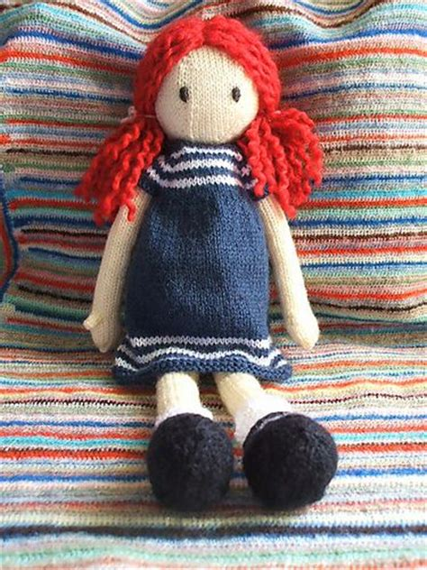 free knitted doll patterns pin by knitomatic on toys
