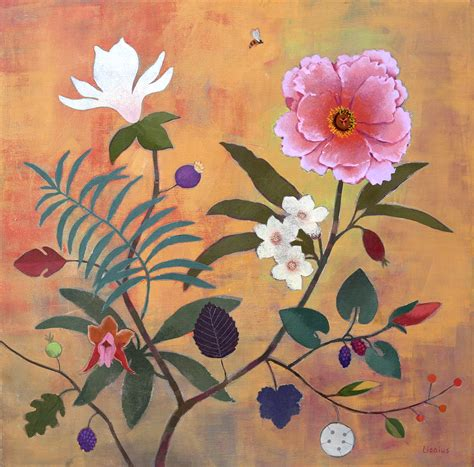 acrylic paint flowers quot acrylics painting flowers quot with fred lisaius carla