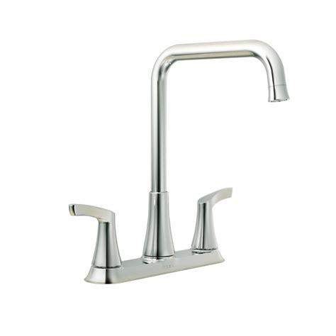 home depot kitchen sink faucet moen danika 2 handle kitchen faucet chrome finish the home depot canada