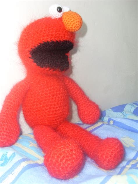 elmo knitting pattern 2000 free amigurumi patterns elmo