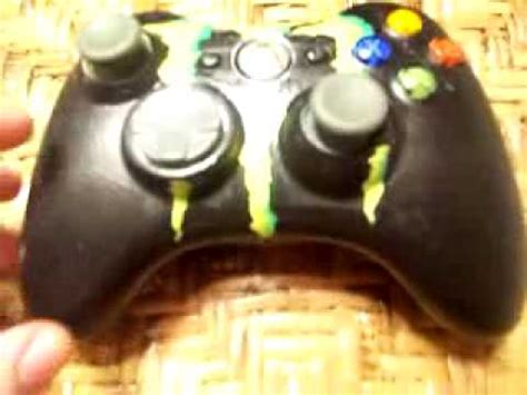 spray paint xbox 360 console how to paint an xbox 360 controller with no disassembly