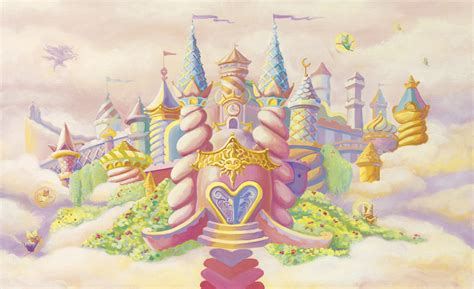 castle wall mural princess castle wall mural c836