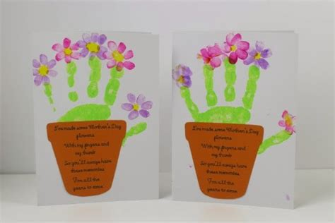 how to make simple mothers day cards a thrifty 5 things i done this week to save
