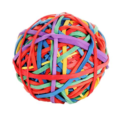 create rubber st image free of rubber bands transparent png stickpng
