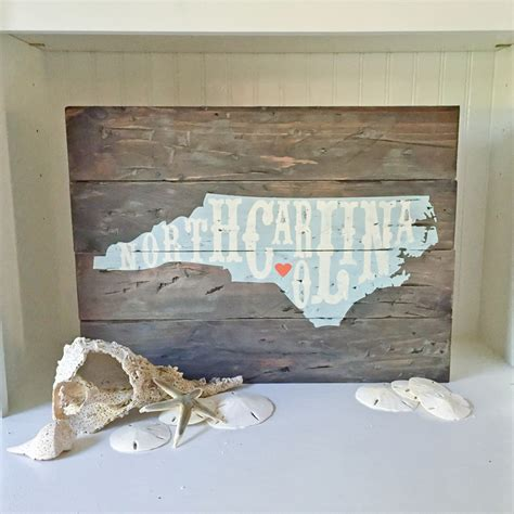 carolina woodworking plank wood signs centerpiece box lazy susan
