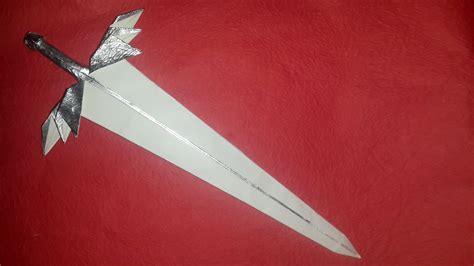 origami katana origami angelic sword tutorial diy henry phạm