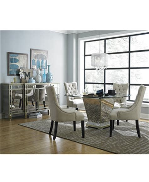 dining room collection furniture marais dining room furniture collection mirrored