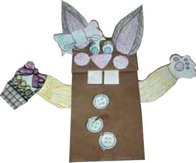 paper bag bunny craft 17 best images about easter crafts on crafts