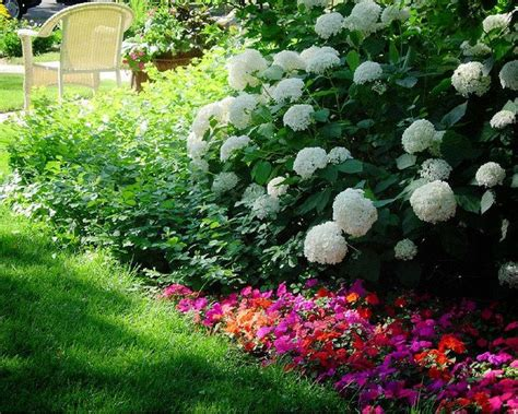 flowers shade garden shade landscaping ideas for front yard ranch house
