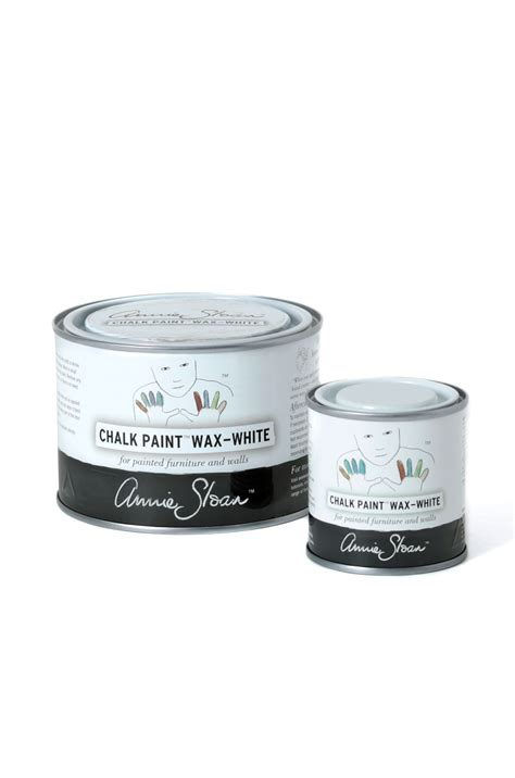 chalk paint with wax 120ml white chalk paint wax