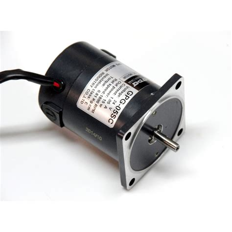 Dc Motor by 6w Dc Motor Available In Both 12v Or 24v Dc