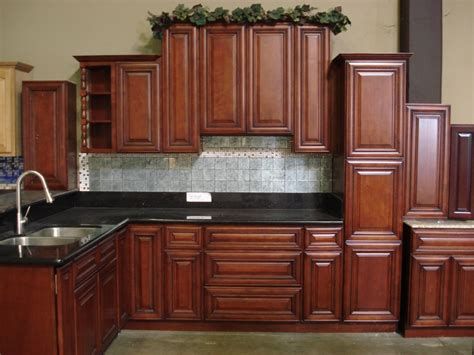 Cherry Cabinets by Cherry Rope Kitchen Cabinets Kitchen Cabinets Home