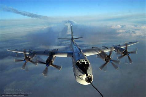 tu ru wallpaper tu 95 missile carrier free