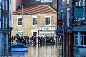 rubber st house york floods sees thousands evacuated from their homes