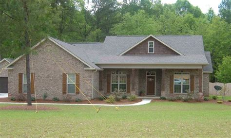 style ranch homes craftsman style ranch homes with brick wall ideas home
