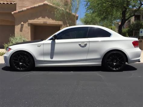 Bmw Extended Warranty Options by 2011 Bmw 1 Series 128i Custom Coupe 1 Owner Car W