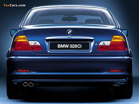 Car Wallpaper Bmw 328ci by Bmw 328ci Coupe E46 1999 2000 Pictures 640x480