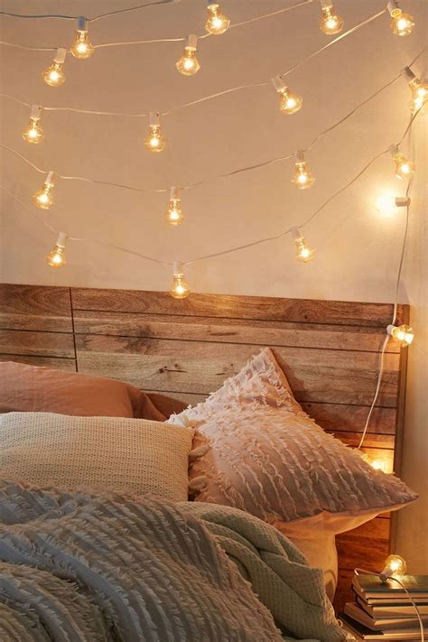 wall string lights 25 best ideas about string lights on room
