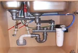 kitchen sink shut valve plumbing air conditioning heating call now 602 470 1040