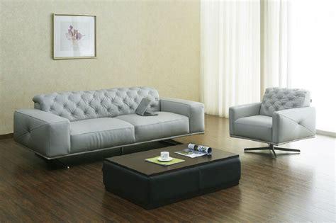 contemporary leather sofa sets top grain italian leather contemporary sofa set