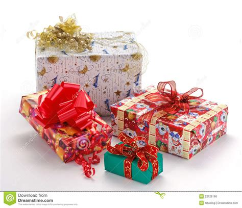 how to pack gifts gift pack royalty free stock image image 22129166