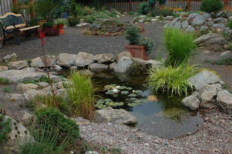 rock garden features water feature rock garden farm