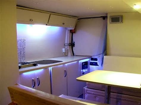design your own motorhome how to make a self build motorhome on a low budget