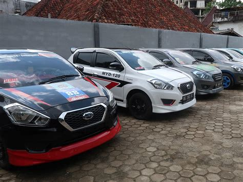 Modifikasi Mobil Indonesia by Datsun Dukung Dunia Modifikasi Indonesia Berita Otomotif