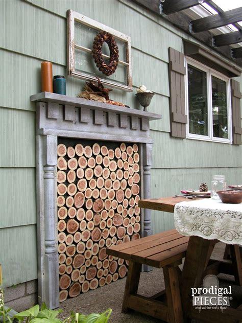 how to build an indoor fireplace hometalk how to build a faux fireplace outdoor or indoor