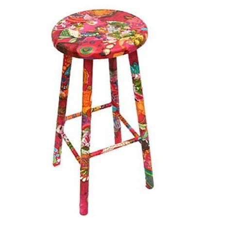 decoupage stool 1000 images about decoupage stool on fabric