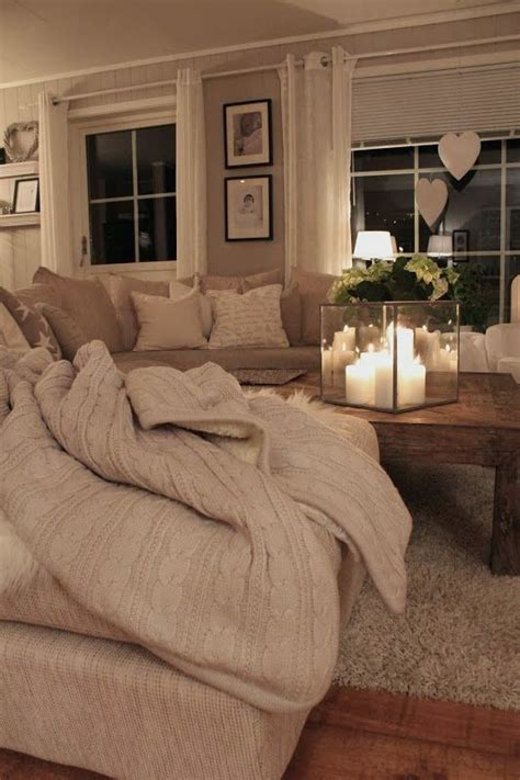 un salon cocooning pour rester au chaud tout l hiver