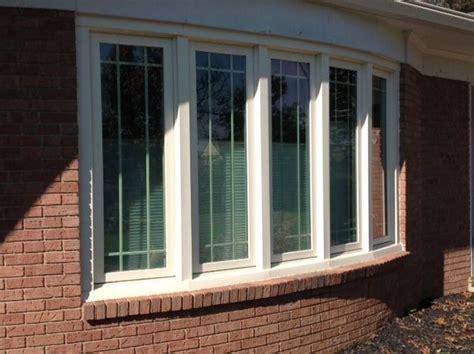 casement bow window bow bay windows renewal by andersen of cincinnati oh