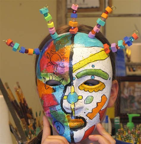 picasso paintings mask do picasso masks project