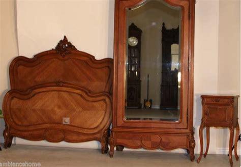 antique bedroom furniture sets ravishing bedroom set antique louis xv carved for